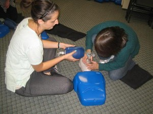 CPR HCP re-certifications in Victoria.