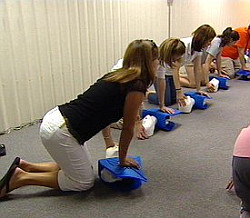 CPR Classes for Expecting Parents