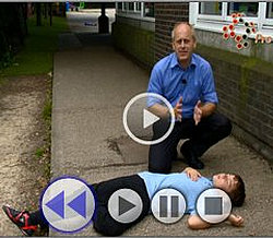 First Aid courses through online videos