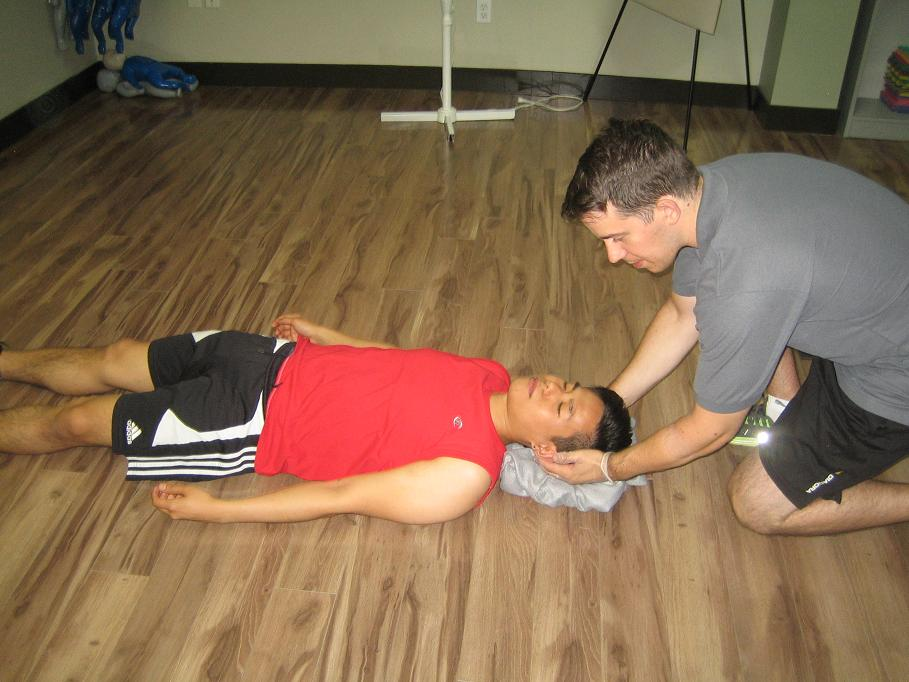 First aid course 14 year olds uk