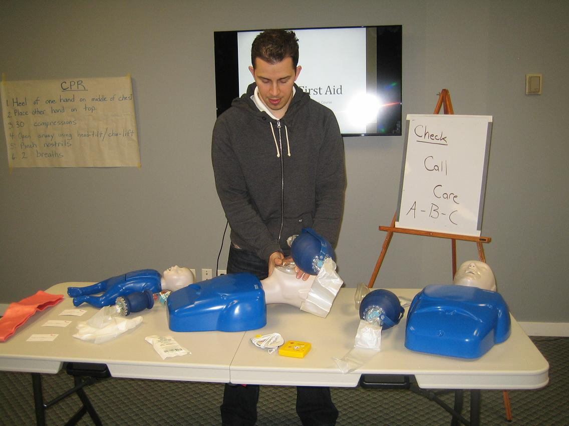 Cpr C And Aed Cpr Courses Victoria Victoria First Aid